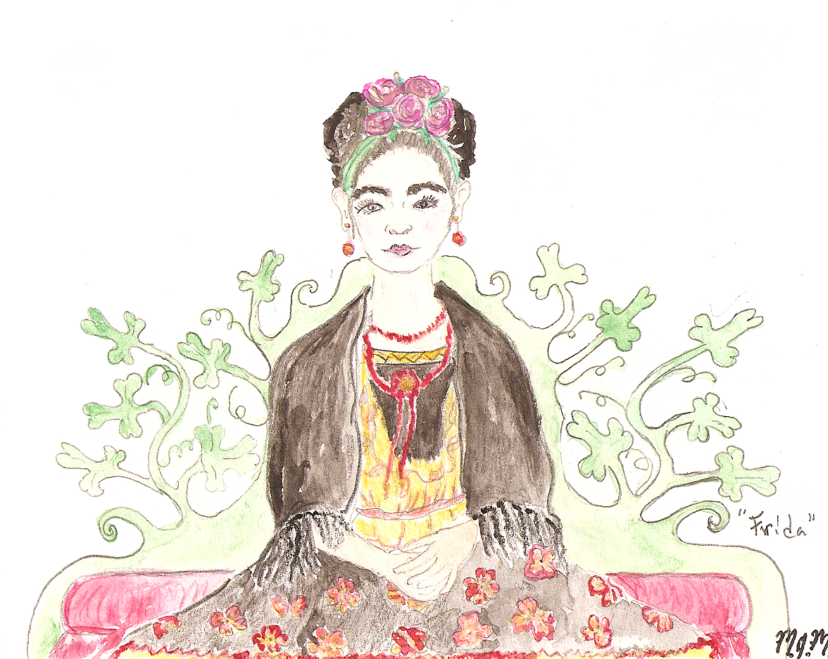 Frida Kahlo (October 2009)